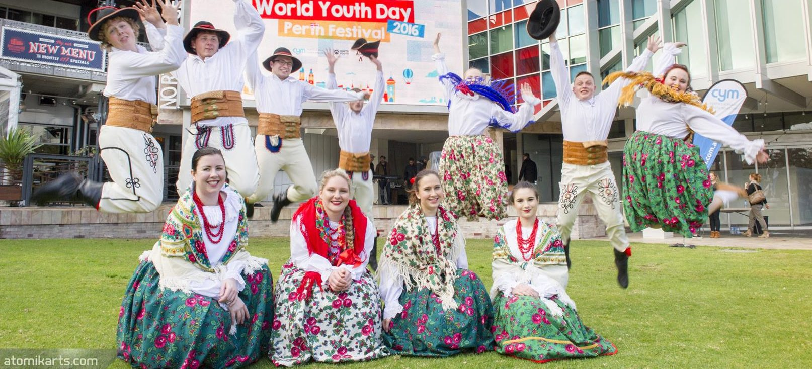 WYD Local event photo