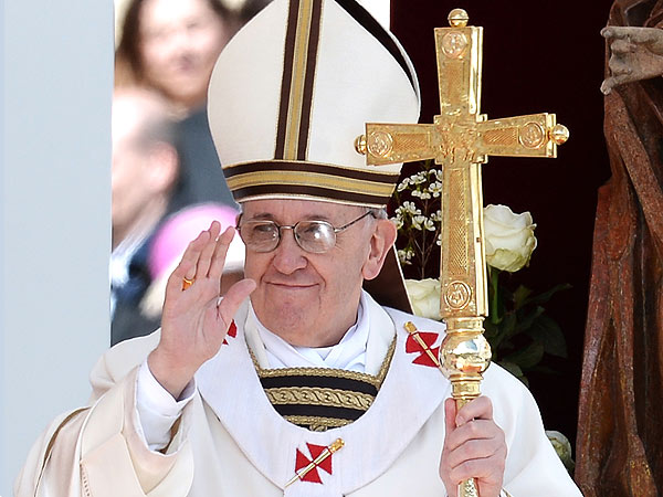 pope francis 2017