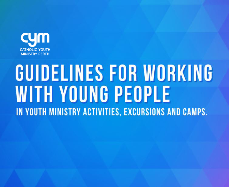 Guidlines for working with young people