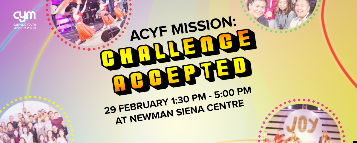 ACYF Mission: Challenge Accepted! Part I