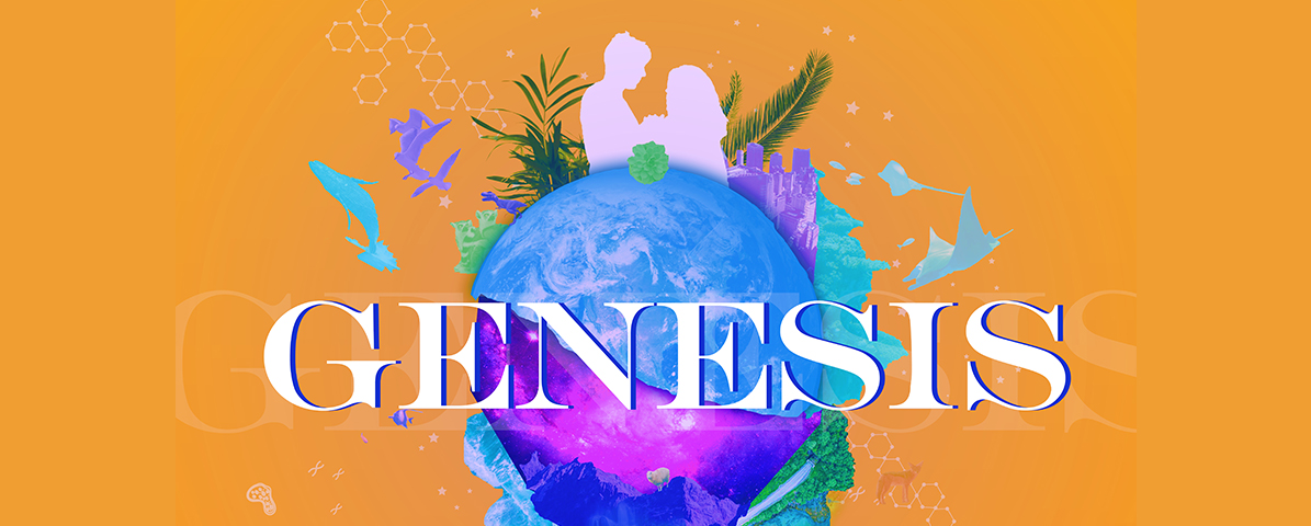 Embrace the Grace Youth Conference: Genesis