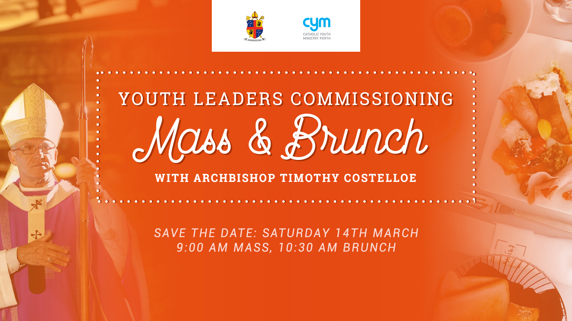 Youth Leaders Commissioning Mass and Brunch