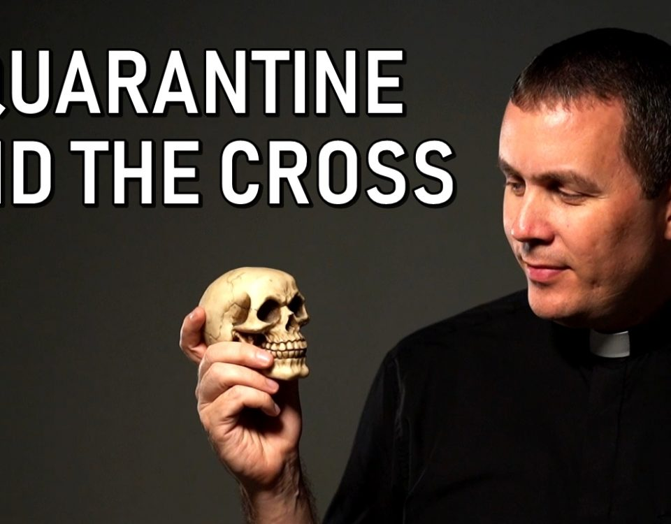 Quarantine and the Cross (Thumbnail & Text)