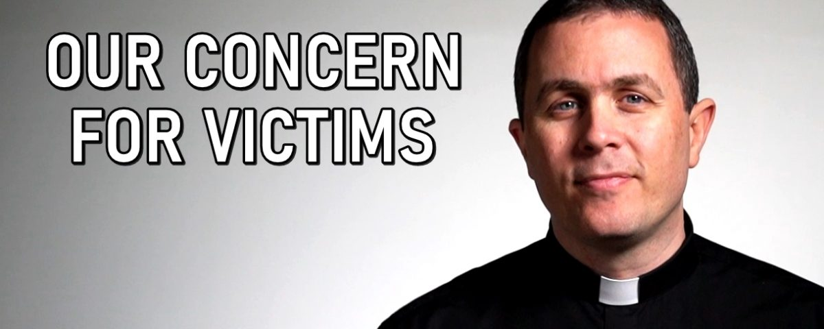 Our Concern for Victims (Thumbnail & Text)